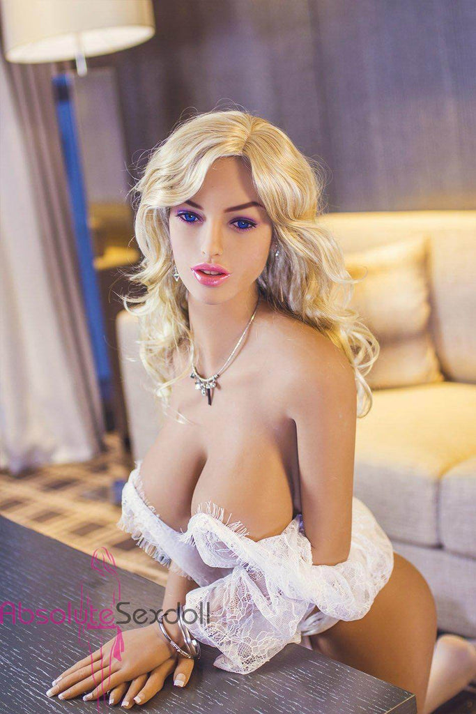 Melissa 165cm Super Hot Blonde Sex Doll