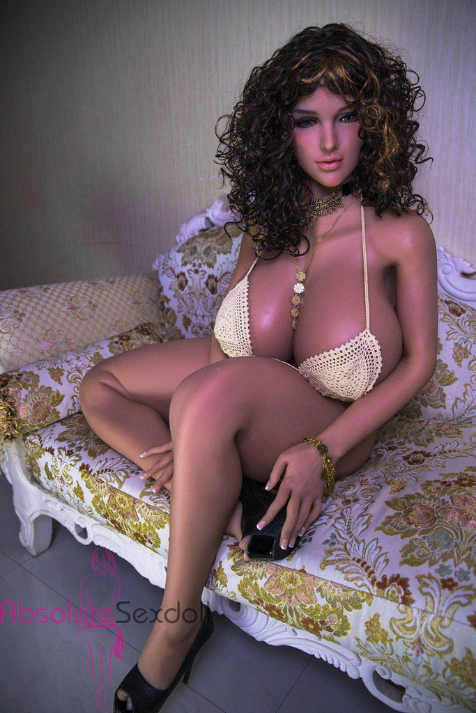 Kamila 159cm Curly Haired Superb Sex Doll