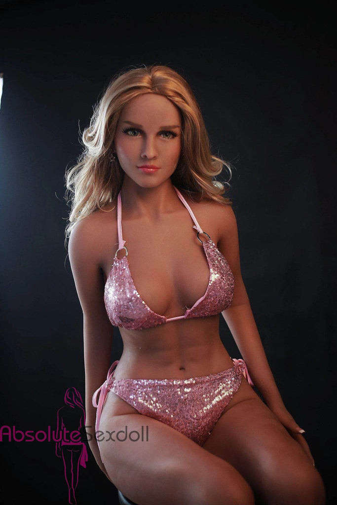 Jennifer 159cm Adorable Blonde Sex Doll