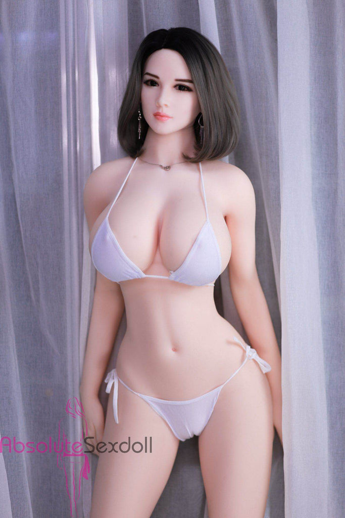 Jourdan 170cm Magnetic Brunette Sex Doll
