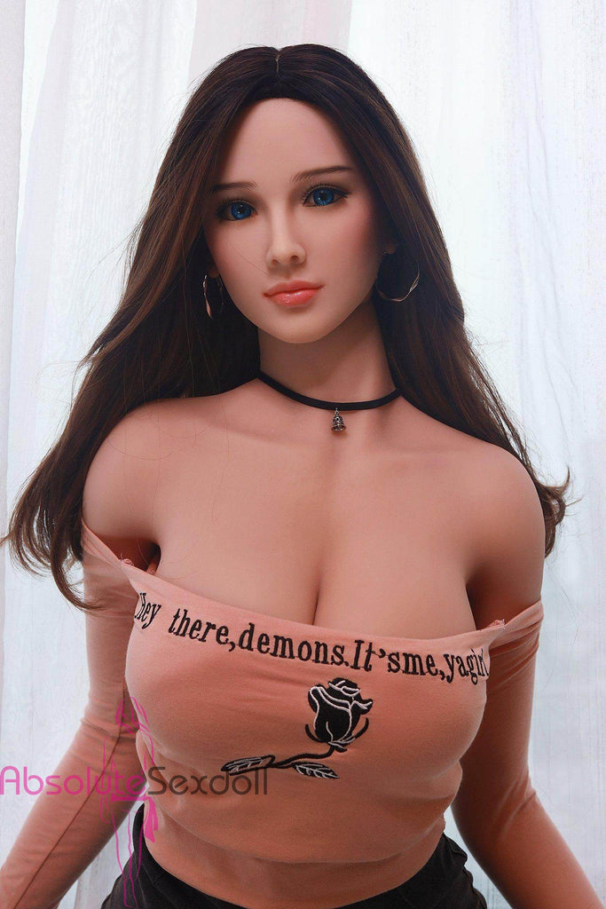 Kennedi 157cm Hypnotic Brunette Sex Doll