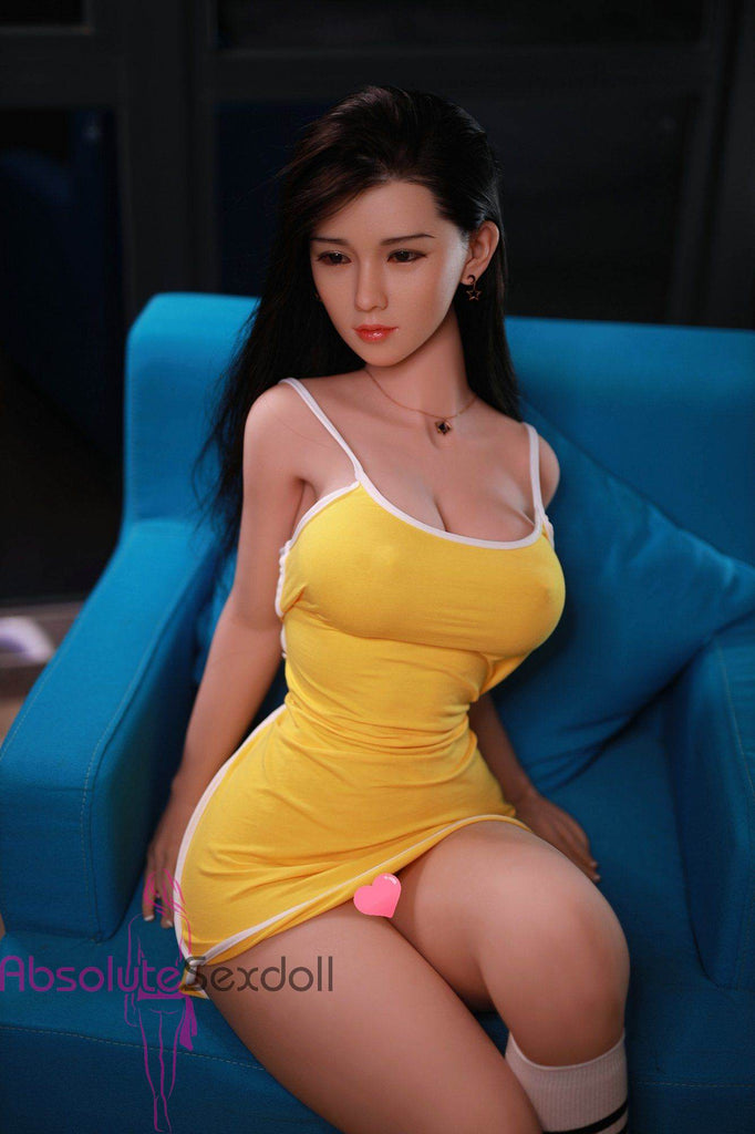 Madelynn 161cm Hot Asian Sex Doll With Silicone Head