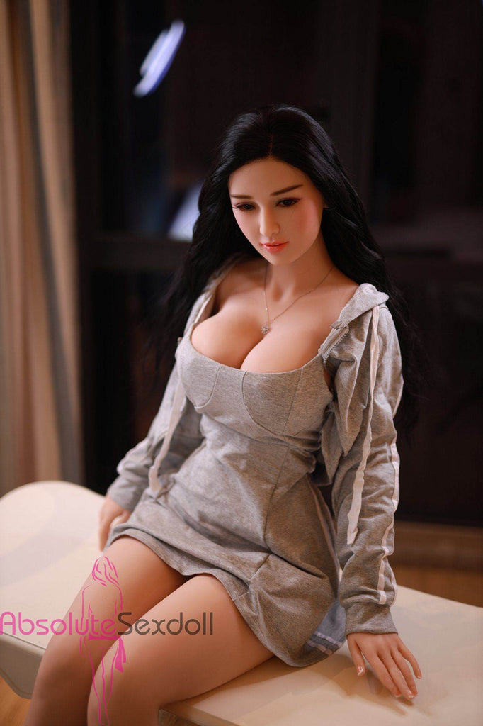 Briana 161cm Foxy Brunette Sex Doll