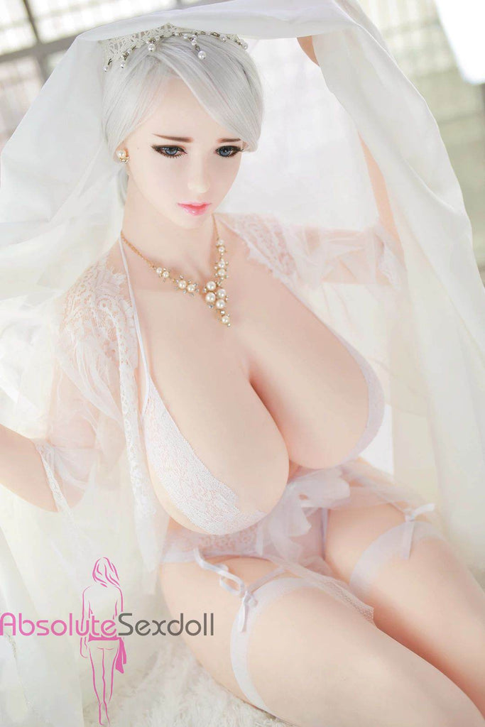 Sylvia 170cm Angelic Blonde Sex Doll