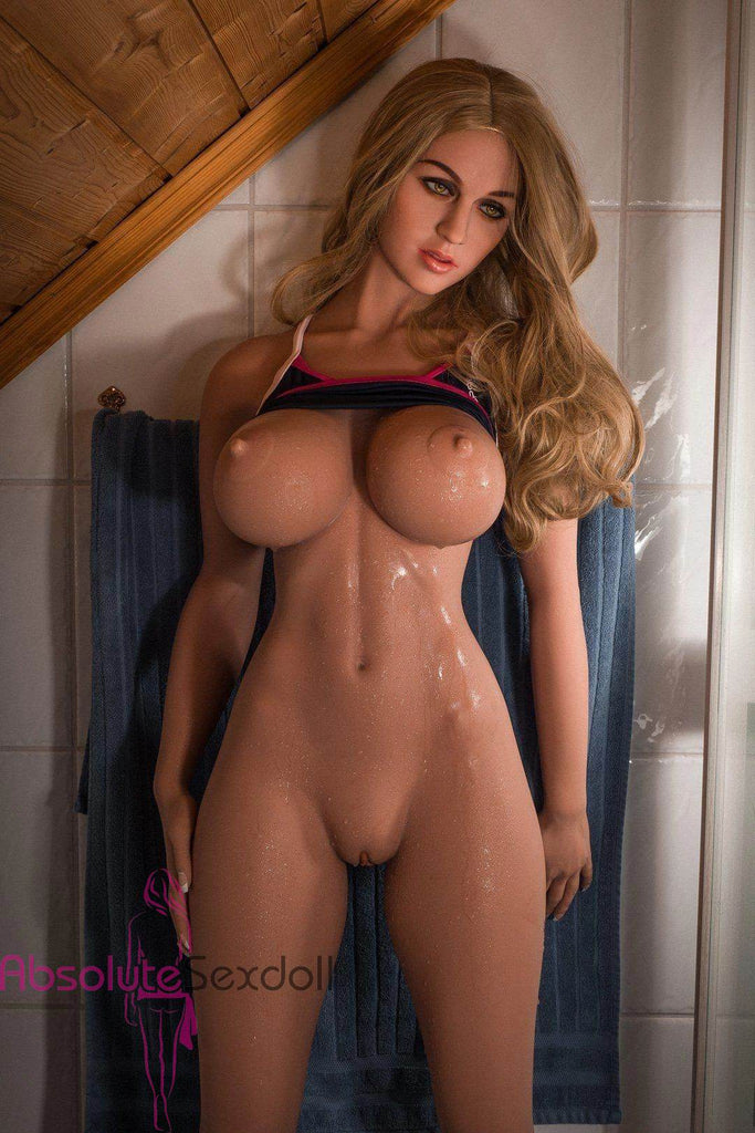 Abigail 170cm H-Cup Energetic Tanned Sex Doll