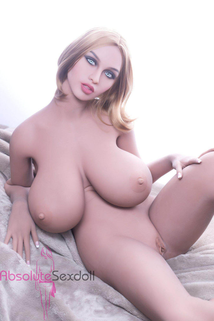 Emily 167cm J-Cup Emotional Huge Boobs Sex Doll