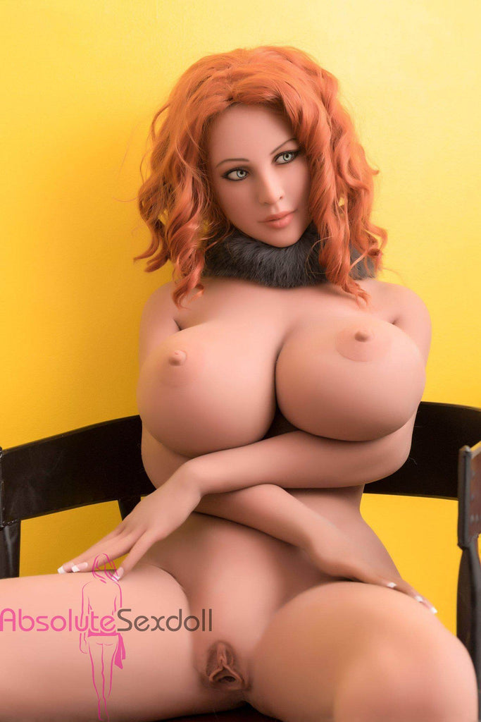 Elizabeth 167cm J-Cup Sensitive Redhead Sex Doll