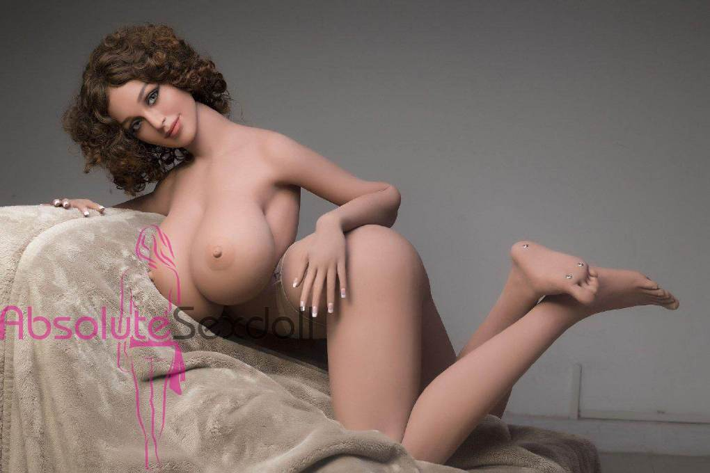 Avery 167cm J-Cup Cute Curly Haired Sex Doll