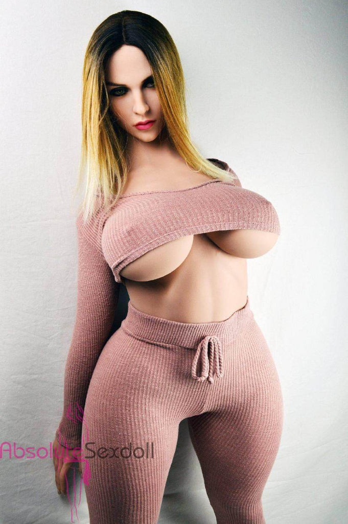 Scarlett 163cm H-Cup Big Breasts Charismatic Sex Doll