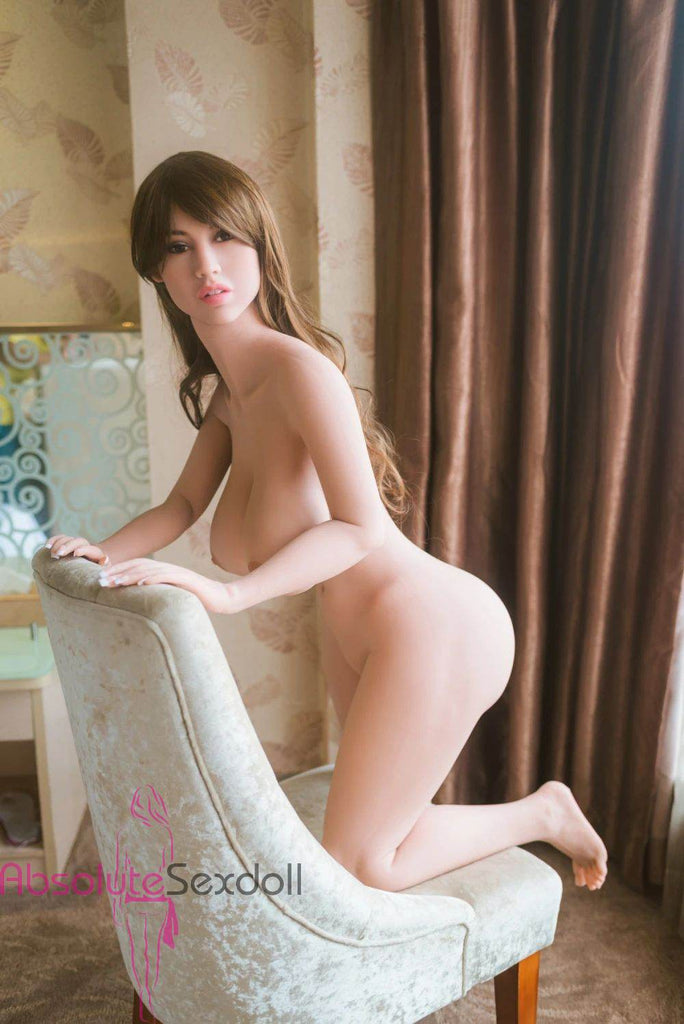 Natalie 152cm H-Cup Big Breasts Brunette Sex Doll