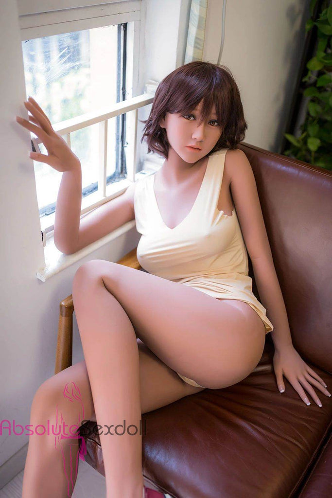 Claire 163cm C-Cup Brunette Asian Cute Sex Doll
