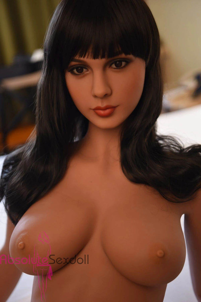 Aurora 158cm D-Cup Big Breasts Brunette Sex Doll