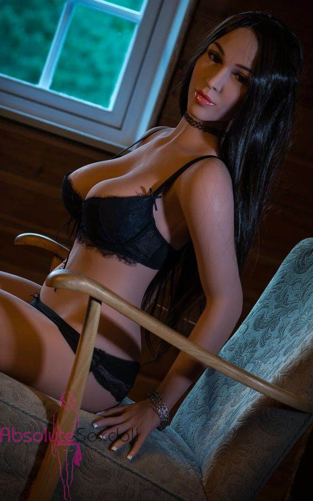 Lucy 160cm D-Cup Charming Brunette Sex Doll