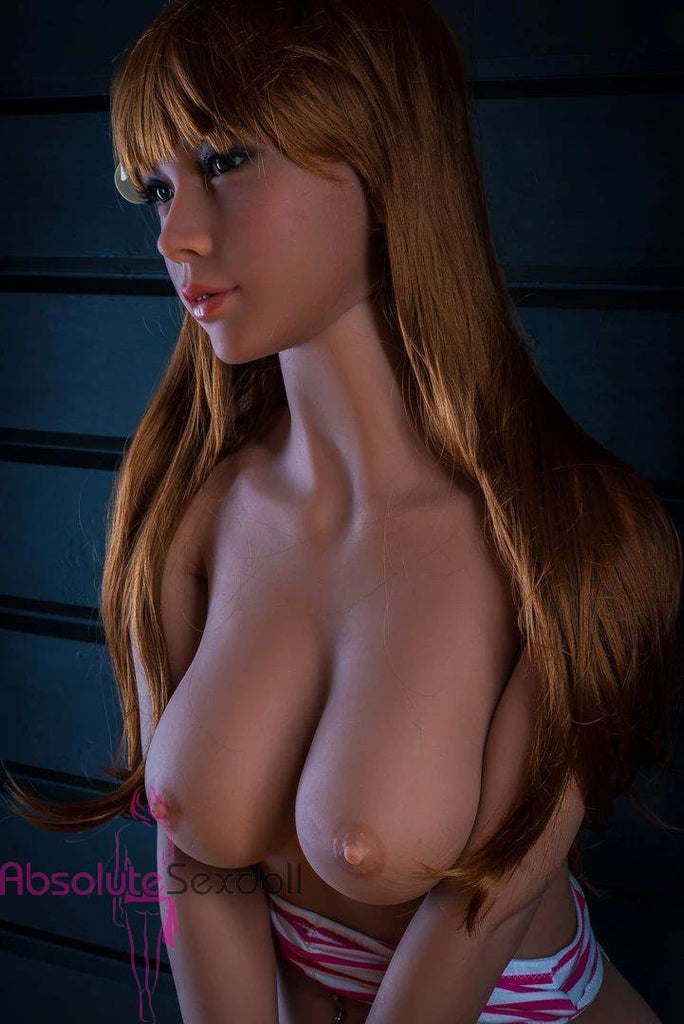 Genesis 160cm D-Cup Redhead Big Breasts Sex Doll