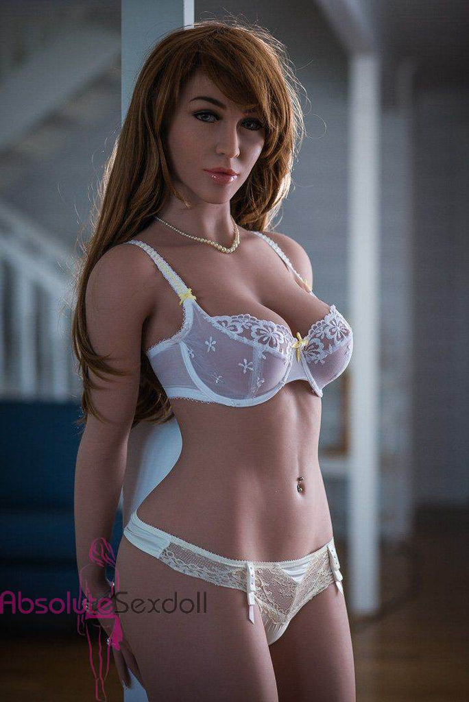 Aaliyah 160cm D-Cup Fabulous Brunette Sex Doll