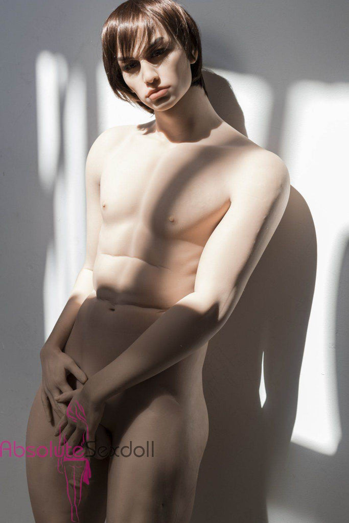 Tommy 175cm Tall Handsome Male Sex Doll