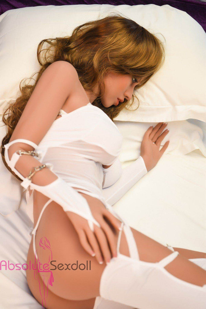 Angelina 158cm D-Cup Flirty Large Breast Sex Doll