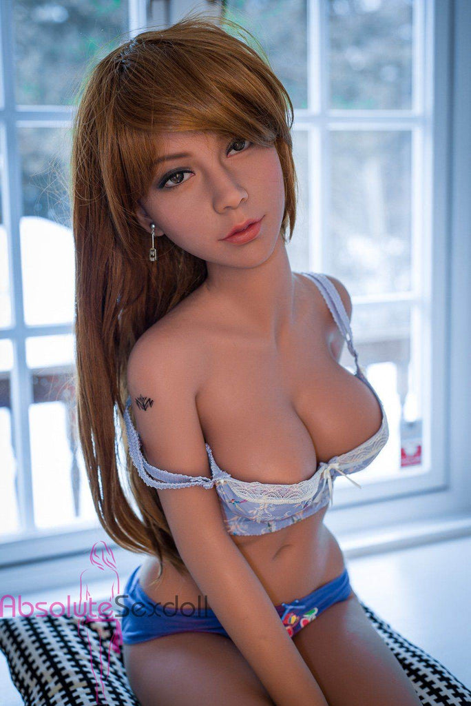 Cecilia 140cm D-Cup Charming European Sex Doll