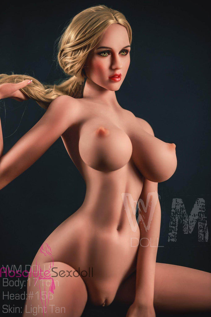 London 171cm H-Cup Laid-Back Blonde Sex Doll