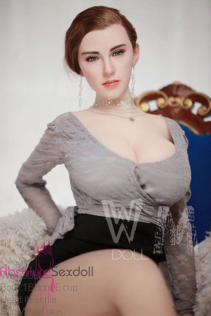 Ariel 168cm E-Cup Silicone Head High-end Sex Doll