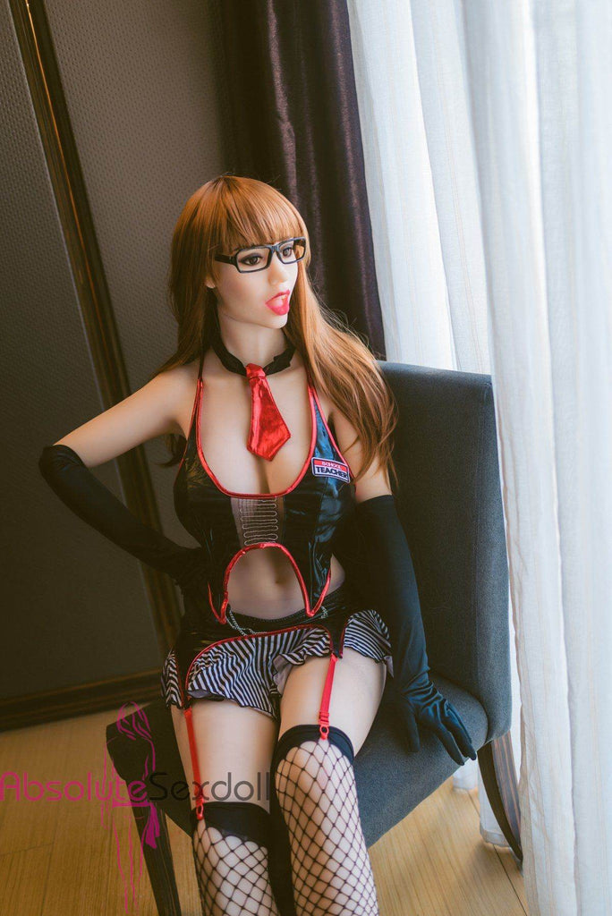 Kayla 170cm H-Cup Dark Hair Love Sex Doll