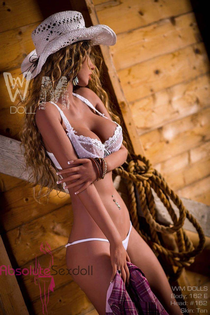 Athena 162cm E-Cup Fearless American Country Sex Doll
