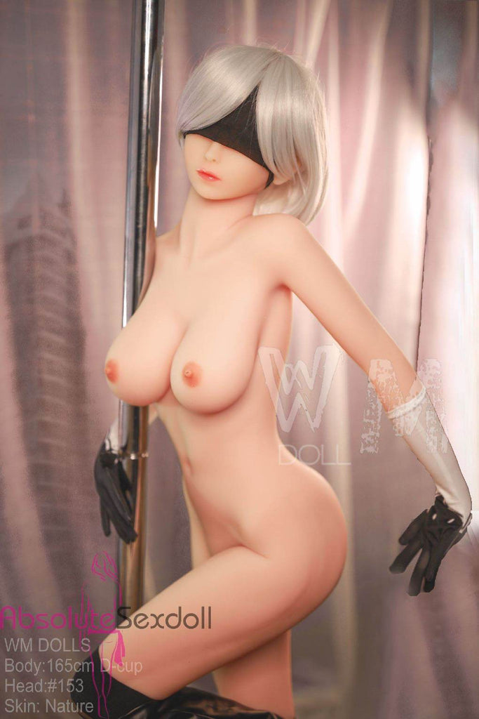 Ashley 165cm D-Cup Mysterious Anime Short-Hair Sex Doll