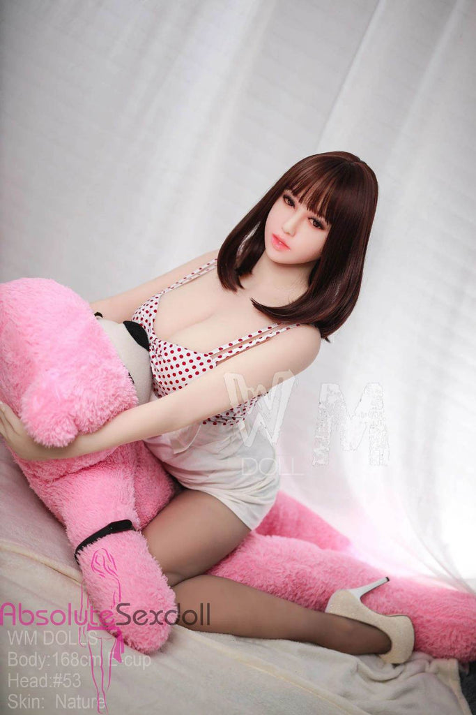 Annabelle 168cm E-Cup Big Breast Cute Asian Sex Doll