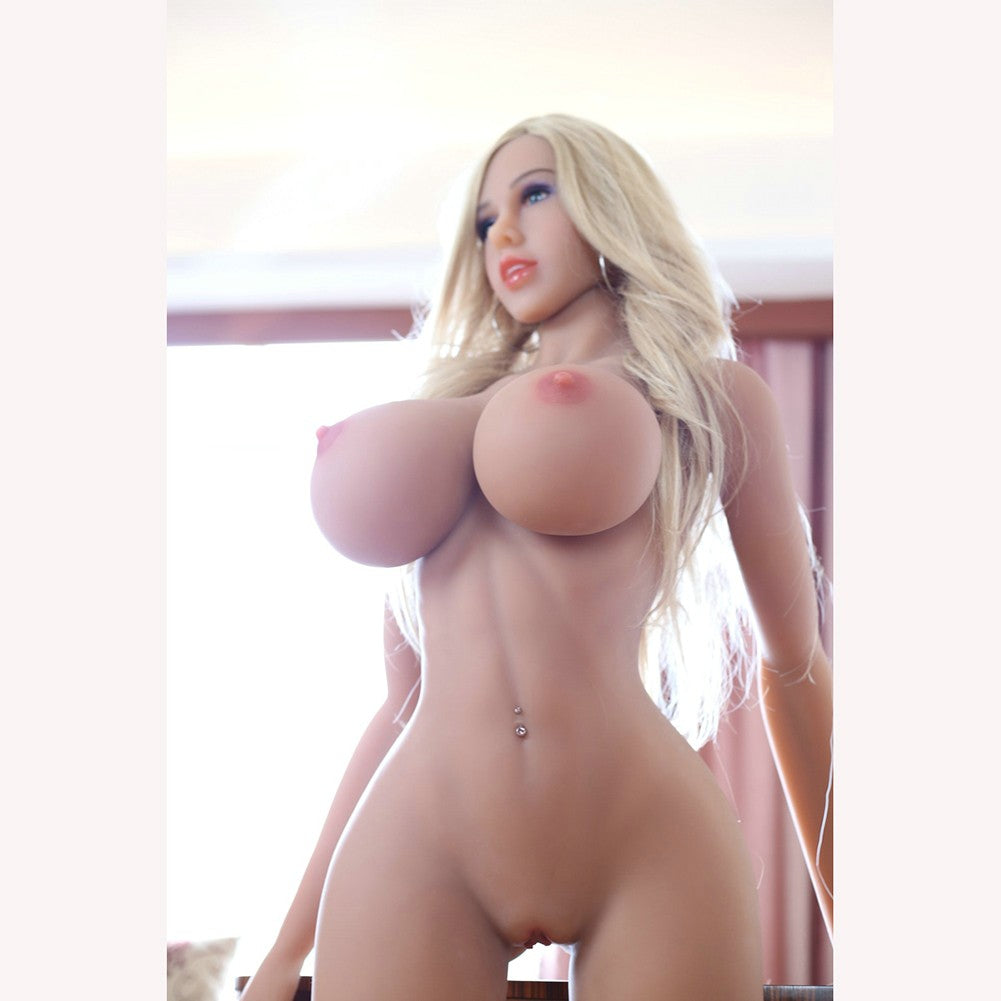 Mackenzie 163cm 5ft34 Attractive Light Blonde Sex Doll