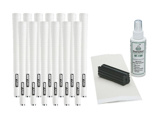 13 Pure Pro Golf Grips (w/ Grip Kit)