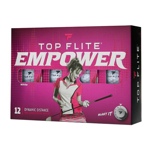 Top-Flite Empower Ladies Golf Balls