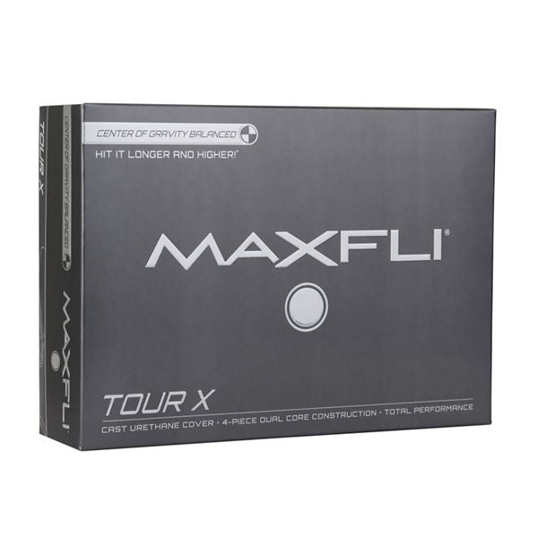 Maxfli Tour X Golf Balls