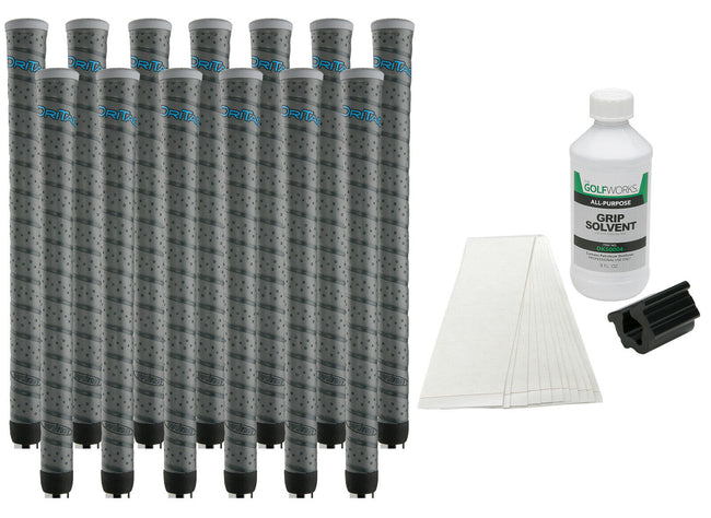 13 Winn Dri-Tac Wrap Golf Grips - All Sizes (Grip Kit)