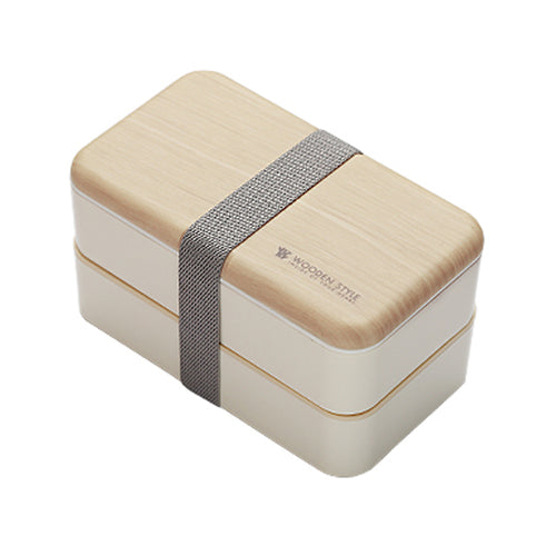 Eco-Friendly Bento Box with Cutlery Set