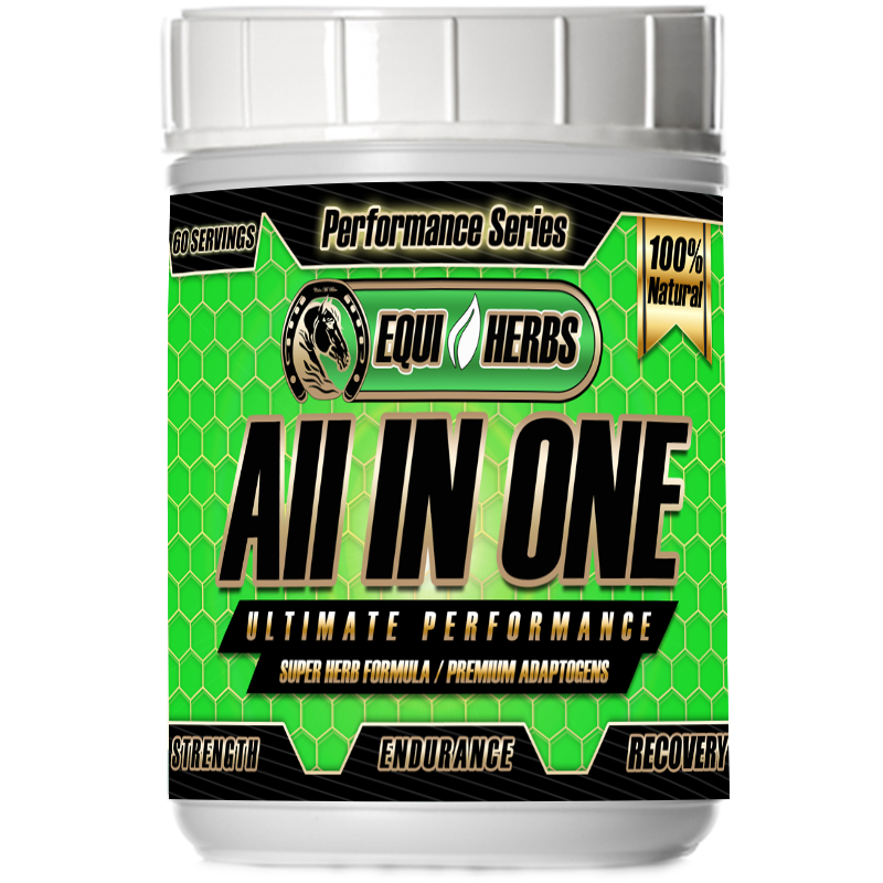All in One Ultimate horse supplement