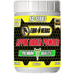 Apple Cider Powder for healthy horse hoof