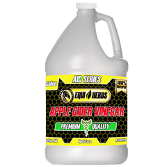 Apple Cider Vinegar for horses for horse hoof