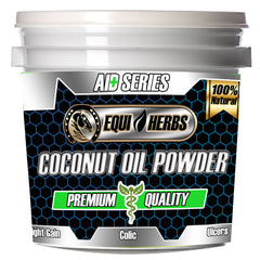 Powers of coconut oil for horses