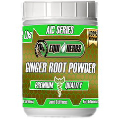 ginger for horses great for Muscle Soreness