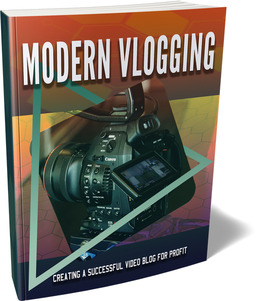 MOdern vlogging ebook 2020
