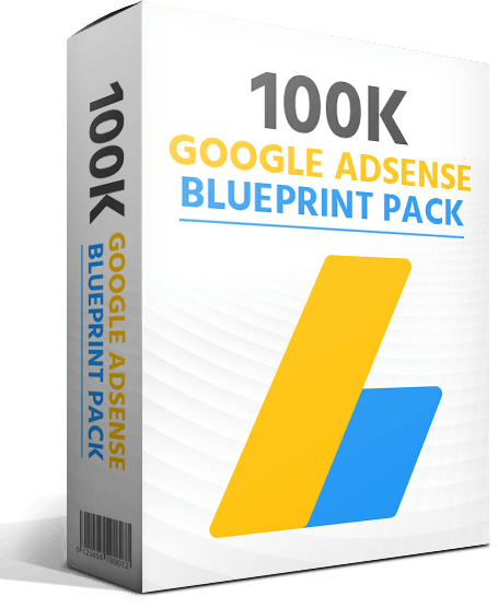 100K Google Adsense Blueprint Pack - Zipsite