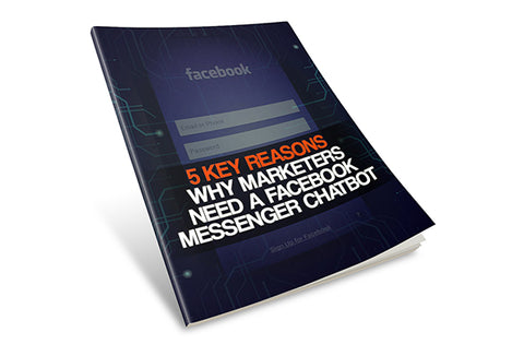 5 Key Reasons Why Marketers Need a Facebook Messeger Chatbot - Zipsite