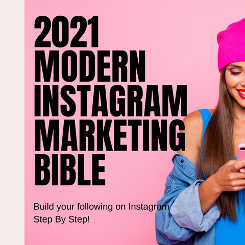 Modern Instagram Marketing 2021 - Zipsite
