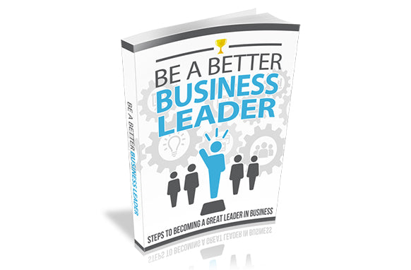 Be a Better Business Leader - Zipsite
