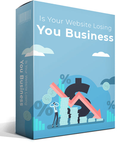 Is Your Website Losing You Business - Zipsite