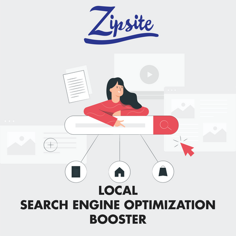 Local SEO Booster - Zipsite