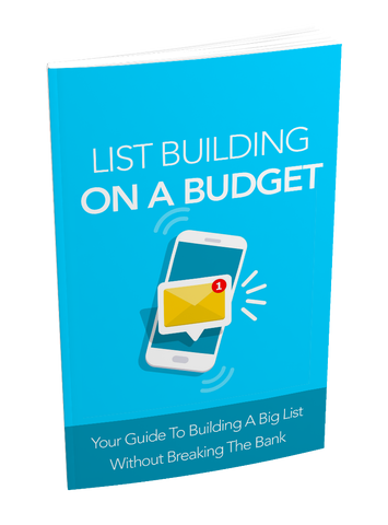 List Building On A Budget - Zipsite