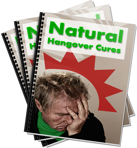 Natural Hangover Cures - Zipsite
