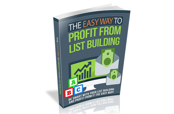 The Easy Way to Profit From List Building - Zipsite