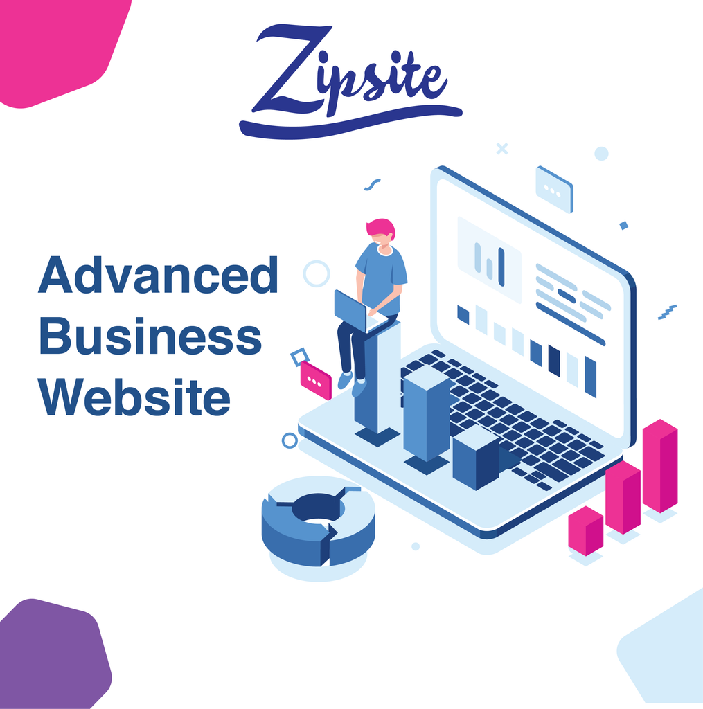 Advanced Business Website - Zipsite